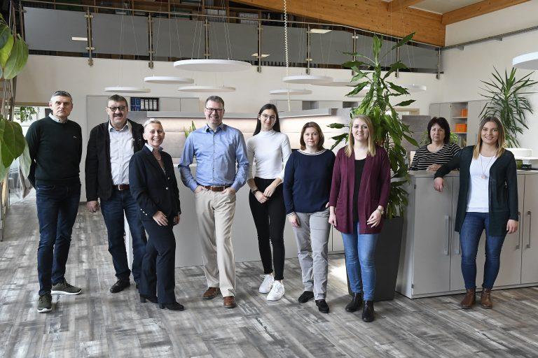 Team der activa Steuerberatung Sulzbach-Rosenberg